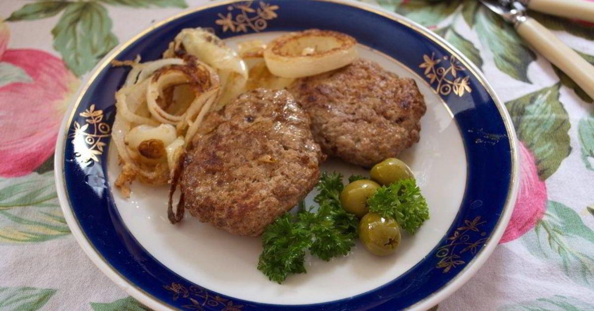 больно интригующий блюда из говяжьего фарша рецепты с фото для