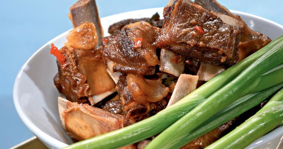блюда из бараньих ребрышек рецепты с фото