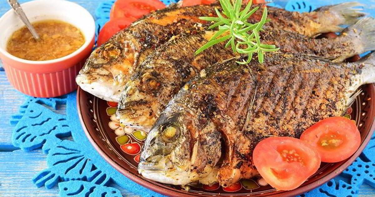 дорогой жареная рыба рецепты с фото словам